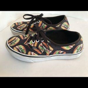 Vans Shoes - Vans Off The Wall Hamburger Sneakers. M-4/ W-5.5